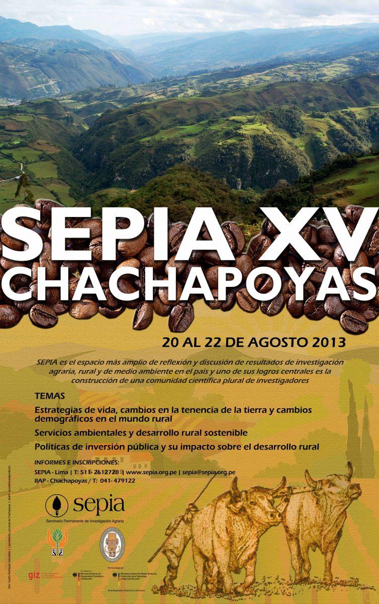 Foto SEPIA XV – Chachapoyas 2013