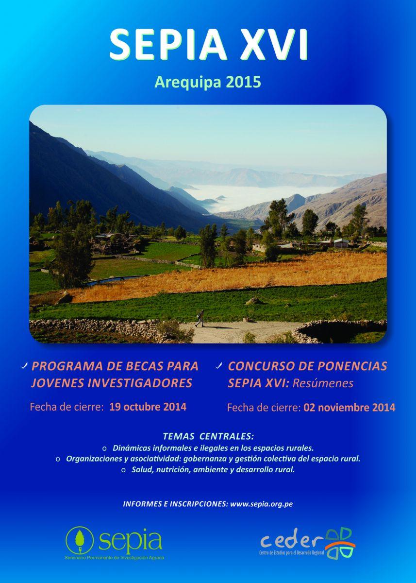 Foto SEPIA XVI – Arequipa 2015